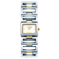 Ladies Watch in Silver & Gold Tone Stainless Steel