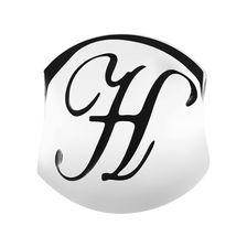 Sterling Silver 'H' Charm