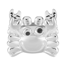 Sterling Silver Crab Charm