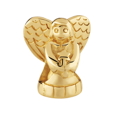 10kt Yellow Gold Angel Charm