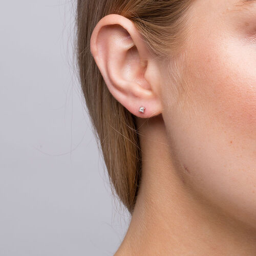 Carat tw diamond stud earrings michael hill - Stud Earrings With 0 085 Carat Tw Of Diamonds In 10kt