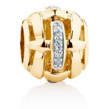 Diamond Set Marrakesh Charm