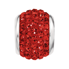 Red Crystal Charm