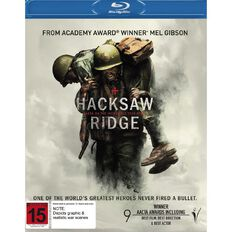 Hacksaw Ridge Blu-ray 1Disc