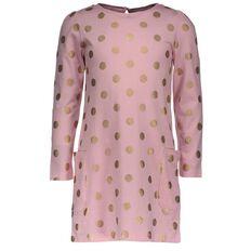 A'nD Long Sleeve Print Knit Dress