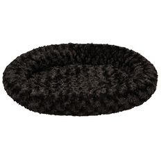 Petzone Round Plush Bed Medium 65cm x 55cm