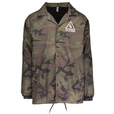 Urban Equip Camouflage Jacket