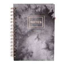 Deskwise Notebook Metallic Notes A5