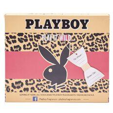 Playboy Wild For Her EDT 40ml & Shower Gel 150ml Set