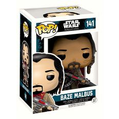 Pop Vinyl Star Wars Rogue 1 Baze Malbus