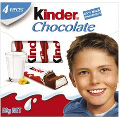 Kinder Chocolate T4 Littleones 50g