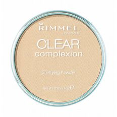 Rimmel Clear Complexion Transparent Powder 021