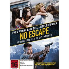 No Escape DVD 1Disc