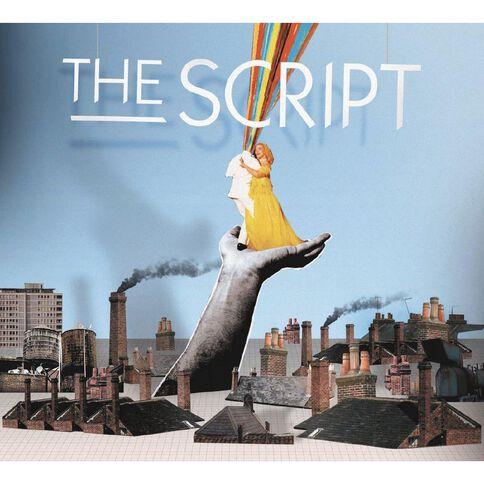 The Script by The Script CD