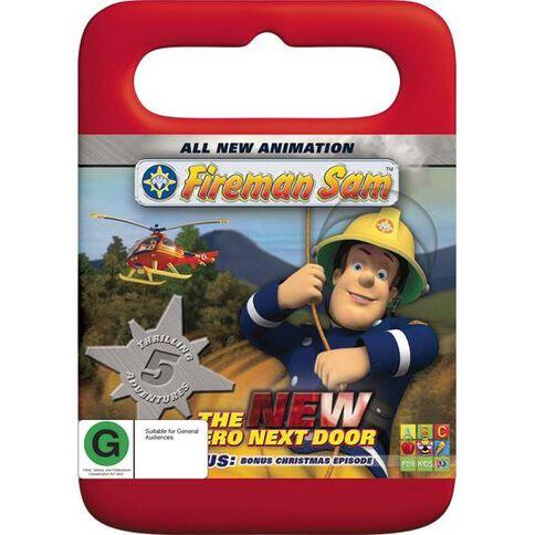Fireman Sam The New Hero Next Door DVD 1Disc