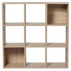 Living & Co Madrid Oak 9 Cube
