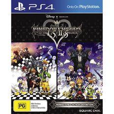 PS4 Kingdom Hearts HD 1.5 2.5 Remix