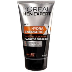 L'Oreal Paris Men Expert Hydra Energetic Magnetic Charcoal Cleanser