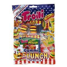 Trolli Gummi Lunch 77g