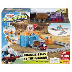 Thomas & Friends Fisher-Price Adventures Charlies Quarry Play Set
