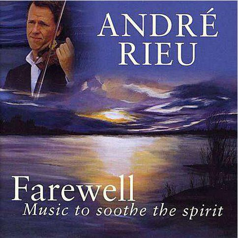 Andres Choice Farewell CD by Andre Rieu 1Disc