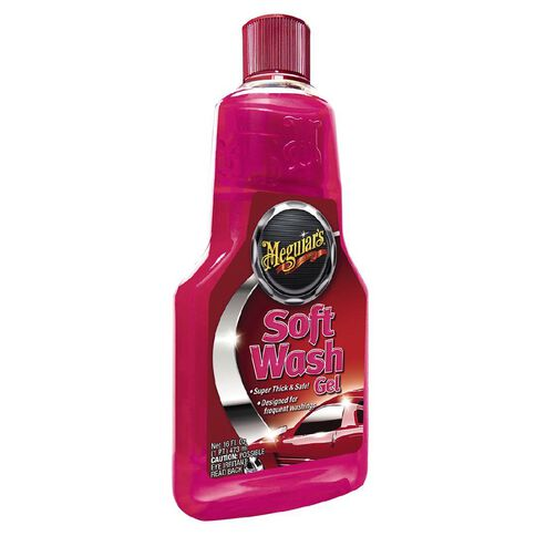 Meguiars Soft Wash Gel 473ml