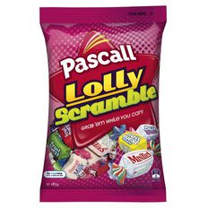 Pascall Lolly Scramble 185g