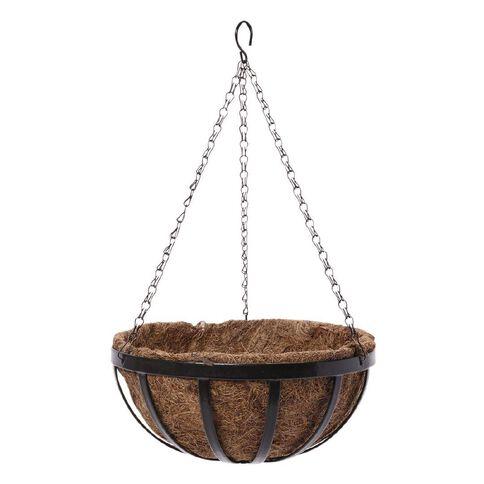 Westminster Hanging Basket with Flat Rim 30cm
