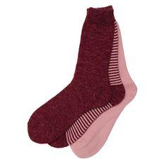 Basics Brand Women's Thermal Home Socks 3 Pack