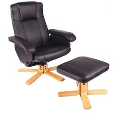 Sigma Recliner Chair with Footrest