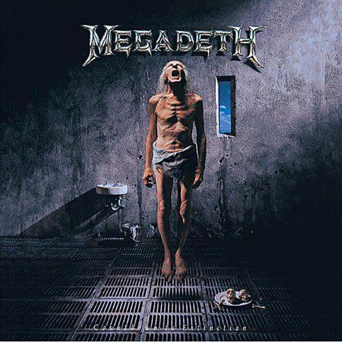 Countdown to Extinction CD by Megadeth 1Disc