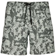 Beach Works Men's All Over Print Boardshorts