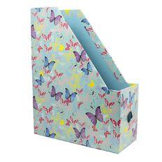Paper Scissors Rock Butterfly File Organiser