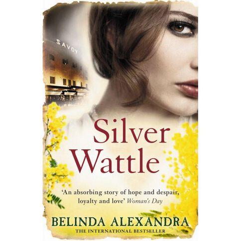 Silver Wattle by Belinda Alexandra