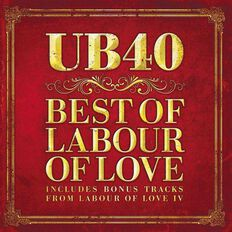 Best of Labour of Love CD by UB40 1Disc