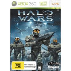 Xbox360 Halo Wars