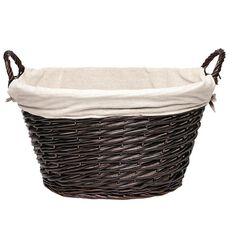 Living & Co Dover Log Basket