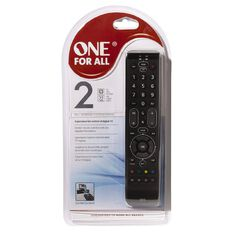 One 4 All Smart Essence 2 Remote - Supports Veon TV's