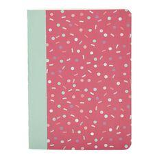 Colour Pop Notebook Ice Cream A6