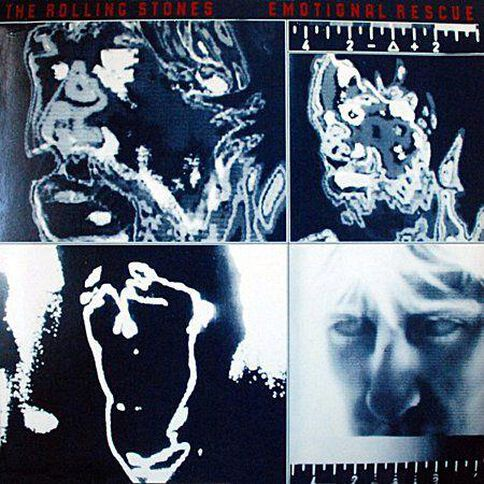 Emotional Rescue (Re-issue) CD by The Rolling Stones 1Disc