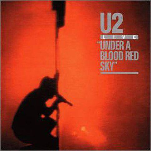 CD/DVD U2 Under A Blood Red Sky Deluxe Edition