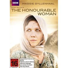 The Honourable Woman DVD 3Disc