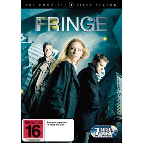 Fringe Season 1 DVD 7Disc