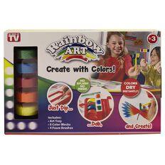 As Seen On TV Rainbow Art