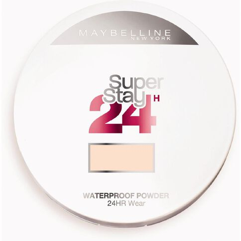 Maybelline Super Stay 24 Hour Powder Ivory