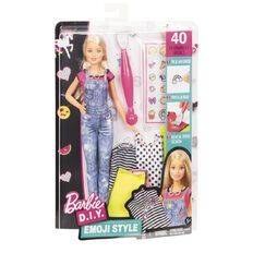 Barbie Emoji Themed Feature Doll