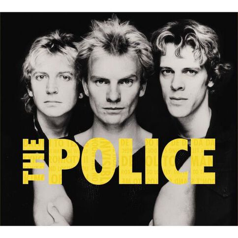 The Police CD by The Police 2Disc