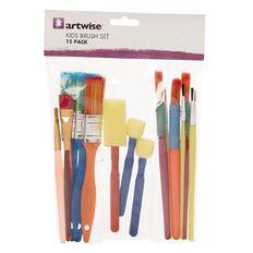 Artwise Brush Value Set 15 Piece