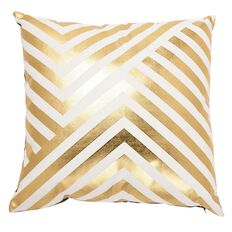 Living & Co Cushion Stripes