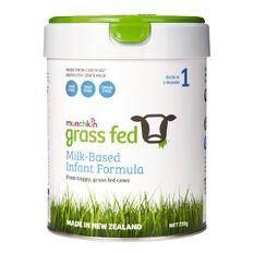 Munchkin Grass Fed Infant Formula Birth-6 Months
